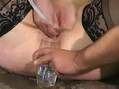 Bizarre examination and humiliation of slavegirl Emma